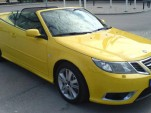 Spy Shots: 2008 Saab 9-3 Aero Convertible
