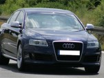 Spy Shots: 2009 Audi RS6 sedan