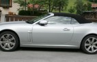 Spy Shots: 2009 Jaguar XK coupe and cabrio facelift