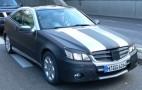 Spy Shots: 2009 Mercedes-Benz CLC Sportcoupe