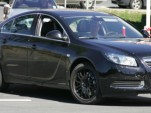 Spy Shots: 2009 Opel Insignia hatchback
