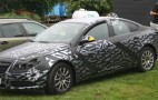 Spy Shots: 2009 Opel Vectra