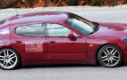 Spy Shots: 2009 Porsche Panamera and GT Coupe