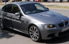 Spy Shots: 2010 BMW M3 sedan facelift