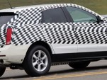Spy Shots: 2010 Cadillac SRX and Saab 9-4X