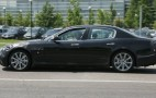 Spy Shots: 2010 Maserati Quattroporte saloon