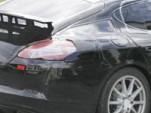 Spy Shots: 2010 Porsche Panamera up close