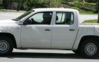 Spy Shots: 2010 Volkswagen Robust pickup