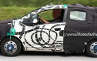 Spy shots: 2011 Chevrolet Beat