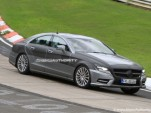 Spy shots: 2011 Mercedes-Benz CLS