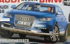 Spy Shots: Audi Q6 Sport Activity Coupe