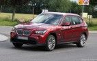Spy Shots: BMW X1 SUV Caught Barely Disguised