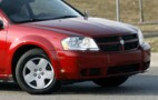 Spy shots: Dodge Avenger