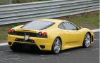 Spy Shots: Ferrari F430 Challenge Stradale