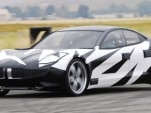Spy Shots: Fisker Karma luxury plug-in hybrid