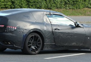 Spy Shots: Maserati's new small coupe-cabrio