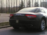 Spy Shots: Maserati's new small sports coupe