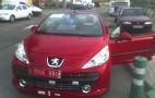 Spy Shots: Peugeot 207 CC