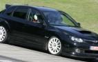 Spy Shots: Subaru Impreza WRX STI Spec C
