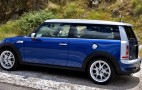 Spy Shots: Undisguised Mini Clubman
