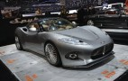 Spyker B6 Venator Live Photos From Geneva Debut