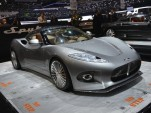 Spyker B6 Venator concept car, 2013 Geneva Motor Show