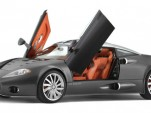 Spyker C8 Aileron makes U.S. debut at Pebble Beach