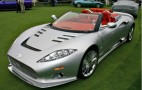 Live from Pebble Beach: Spyker C8 Aileron Spyder Preview