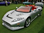 Spyker C8 Aileron Spyder