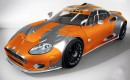 Spyker C8 Laviolette LM85 GT2