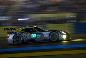 SRT Viper GTS-R at the 2013 24 Hour of Le Mans