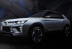 Ssangyong To Introduce New Hybrid System, SUV At Geneva