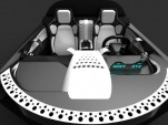 SSC Tuatara interior renderings