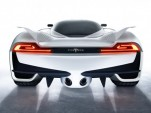 SSC Tuatara supercar concept