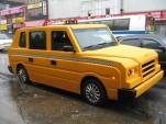 Standard Taxi HUMMER
