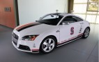 Stanford's Autonomous Audi TTS Hits 120 MPH In Track Testing