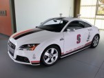 Stanford/Audi TTS autonomous Pikes Peak car, aka 'Shelley'
