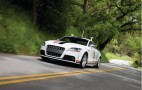 Autonomous Audi TTS Completes Pikes Peak Run Successfully
