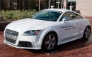 Driverless Audi TT To Climb Pike's Peak, Via Stanford Robot