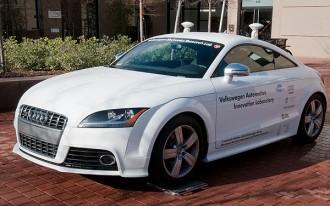 Driverless Audi TT To Climb Pike's Peak, Via Stanford Robot