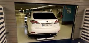 Stanley Robotics automated valet parking system