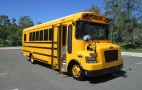 The Country's Cleanest Yellow School Bus Is All-Electric