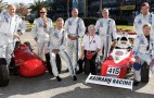 VW Celebrates 50 Years Of Racing With Formula Vee Reunion