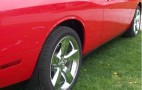 Dodge Challenger Stealth Splash Guard Kit