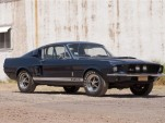 Stephen Becker's ultra-low mileage 1967 Shelby GT500 - image: Barrett-Jackson