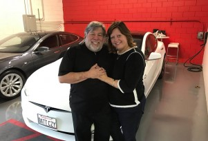 Woz got a Tesla, not a Chevy Bolt EV: Supercharging may be why