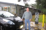 2011 Nissan Leaf electric car crosses 150,000 miles of commuting