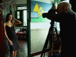 Steve McCurry shoots the 2013 Pirelli calendar