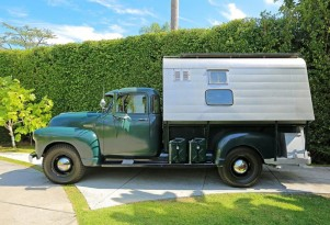 Steve McQueen 1952 Chevy pickup