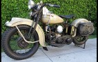 Steve McQueen's 1938 Harley-Davidson Heads To The Auction Block